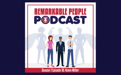 Kevin Miller | Excellence, Accountability, & Writing Novels | Episode 10