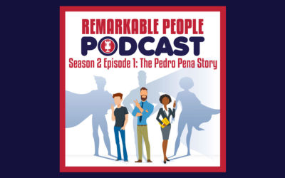 Pedro Pena | The Power of Hope, Steadfastness, & My Stuttering Life | Episode 23