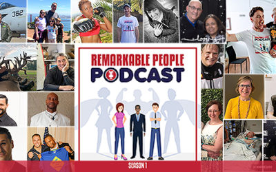Remarkable People Podcast Season 1 Finale Thank You