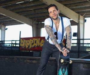 Brandon Novak skateboarding pro author public figure and remarkable guy
