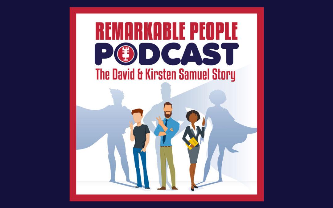 David & Kirsten D Samuel | Porn, Marriage, Honesty, & Hope