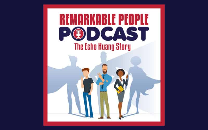 Echo Huang | Perseverance, Drive, Wealth, & Owning Your Future
