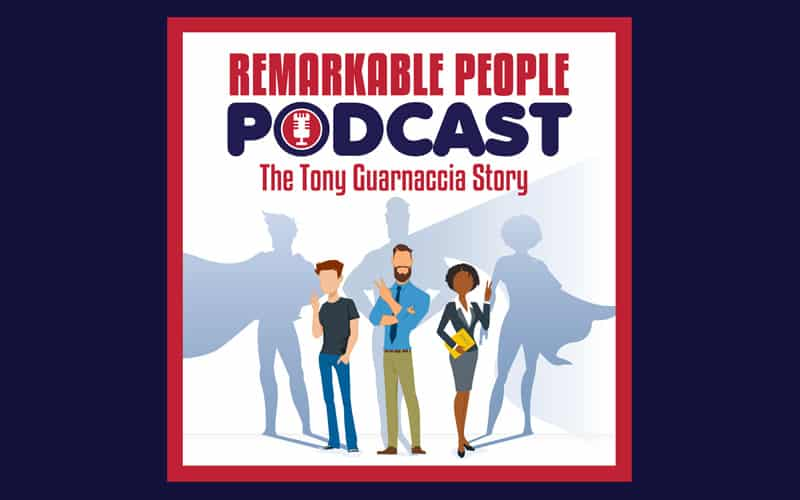 Tony Guarnaccia | Small Steps to Becoming More Resilient in Life Season 2 Episode 38