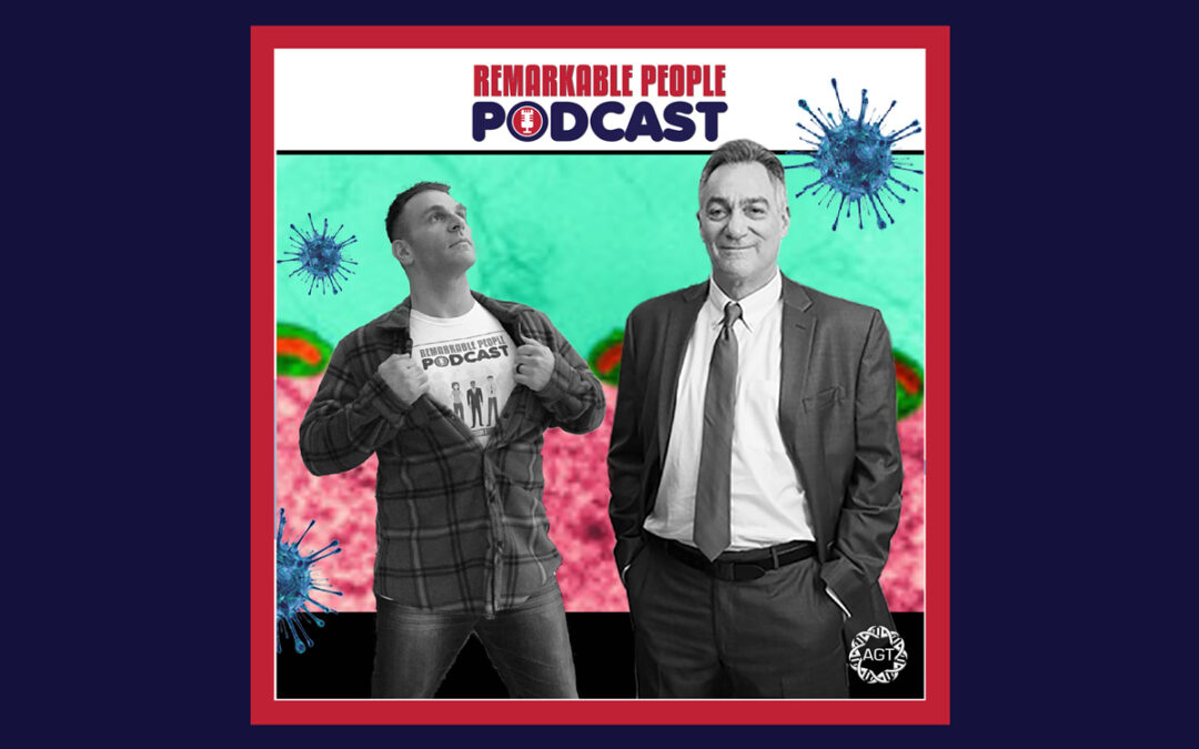 Jeff Galvin Remarkable People Podcast