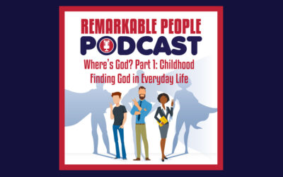 David Pasqualone | Where's God? Finding God in Everyday Life | Episode 41