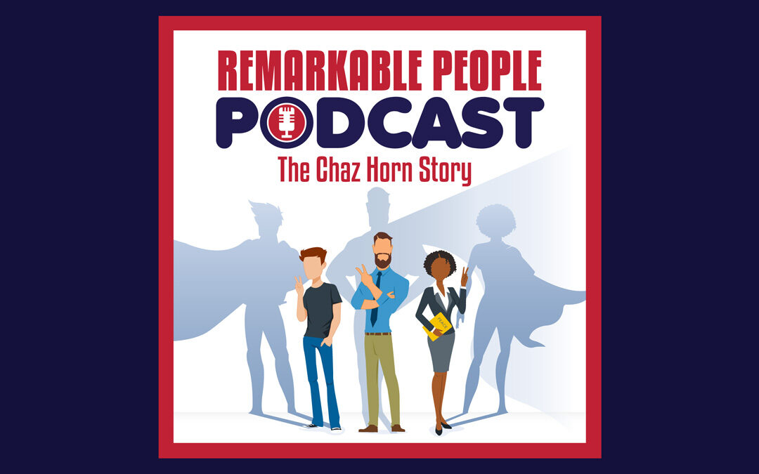 Chaz Horn | A Knock on the Door: Understanding & Realizing Your Potential